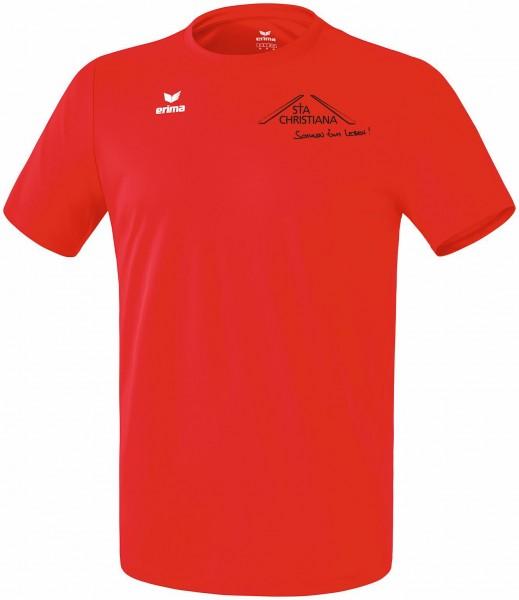 Funktions Teamsport T-Shirt